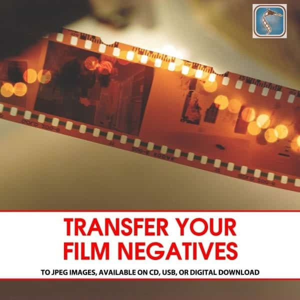 transfer film negatives